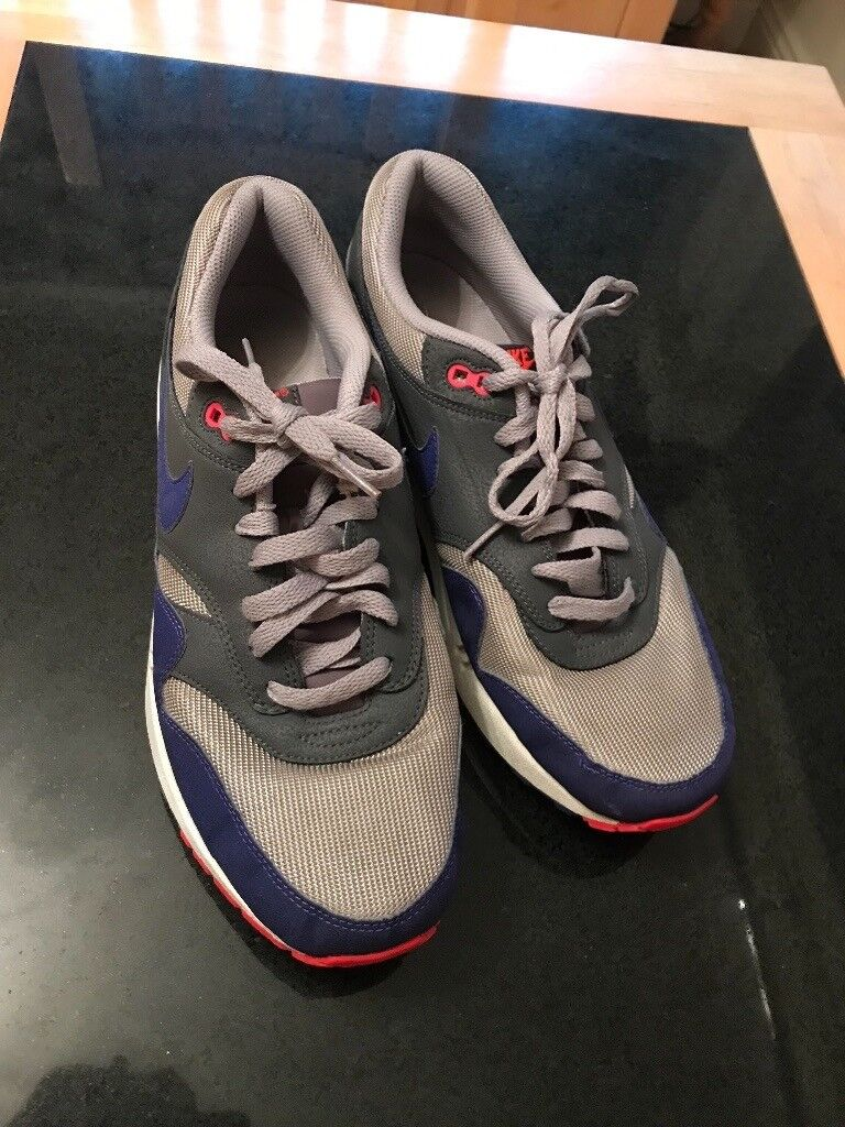 cheap for discount 78d0c 8e7dc Men s Nike Air Trainers excellent condition size 10