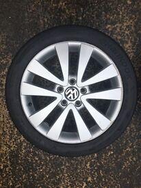 """VW ALLOYS 17"""""""