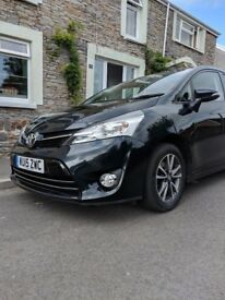 2015 Toyota Verso Icon in Good Condition