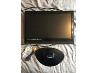 "LCD 22""inch MATSUI Freeview TV-DVD + USB"