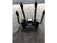 Salamander RSP75 Twin Shower Pump.