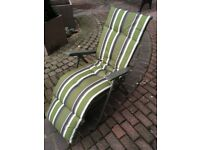 Reclining Deck/Lounge Chair
