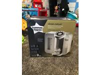 Tommee tippee perfect prep machine - boxed