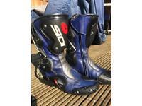 Sidi virtego motorbike boots