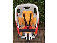 CoPilot Limo Child Bike Seat excellent condition