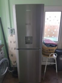 £180 ono. Beko Fridge/Freezer with Water dispenser on the fridge door