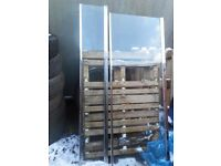 2 Frontline shower screens