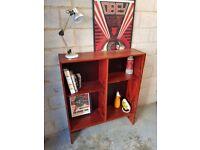 Danish Rosewood Bookcase Mid Century Retro