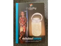 My Baby Walkabout Lantern by Home mecics - Brand NEW