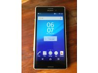 SONY EXPERIA AQUA M4 ON 3 NETWORK IN EXCELLENT CONDITION