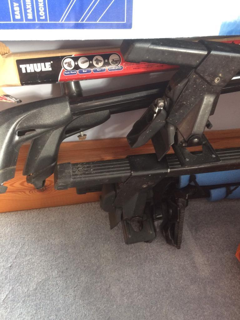 Selection of roof bars