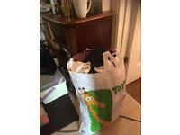 3-6/6-9 plus sizes massive big bag full
