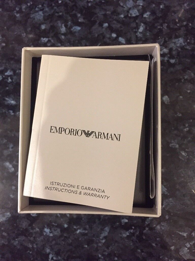 Emporium Armani Watch