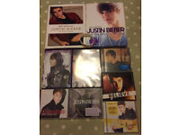 Justin Bieber Books, DVD's and CD's