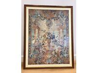 2 framed prints - 110 * 140 cm