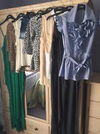 Ladies Clothes - (8 Pieces) - Includes 2 Jumpsuits