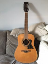 Tanglewood 12 string electro-acoustic