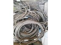 Steel Lifting slings / toe ropes