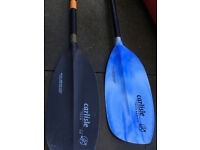 Kayak - Dagger Mamba (red), excellent condition with paddles