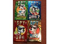 Spy Dogs Books