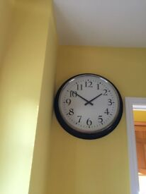 Ikea Analog Wall Clock - Bravur