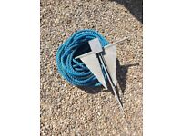 30 Metre Rope & Anchor - Boating