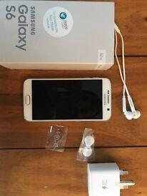 Immaculate Samsung Galaxy S6