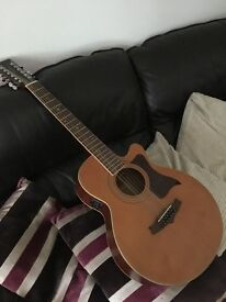 Tanglewood TW 145 SC 12 String acoustic guitar