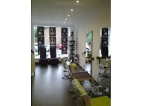 Salon space for rent..Dumfries