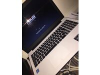 ASUS WHITE X553M LAPTOP GOOD CONDITION