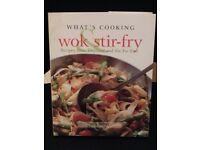 Wok Stir-Fry Cookbook