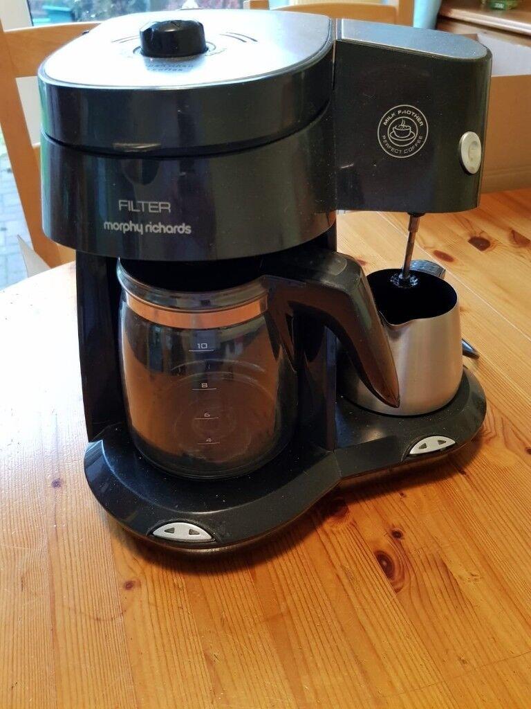Morphy Richards Coffee Machine In Ipswich Suffolk Gumtree