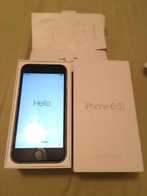 iPhone 6s 16gb space grey brand new screen 02