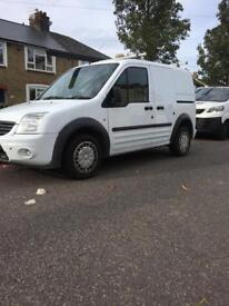 Ford transit connect 61 reg 5 seater
