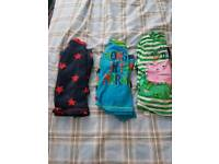 Bag of boys 2-3 & 3-4 clothes