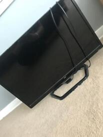 JVC LCD television with built in DVD