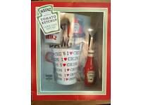 I love tomato ketchup gift set