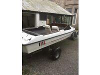 14foot fletcher speed boat