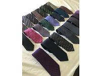 Stylish Designer Tie Set (x25)