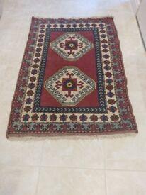 Carpet Rug - Turkish - Wool