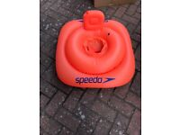 Baby swim float speedo