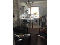2-bed cottage, furnished – 68 Straiton Road (near Loanhead)