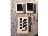Radio tape player