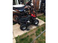 Kazuma 50cc 4stroke 4gears semi auto perfect learner for kids