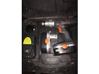 Challenge extreme cordless drill