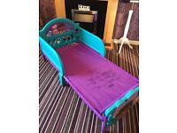 Doc Mcstuffin toddler bed no mattress
