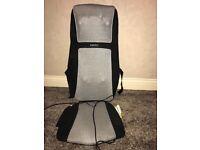 Back massage chair