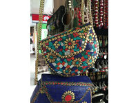 tribal Pakistani purses