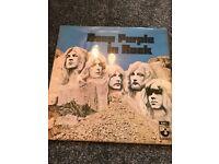 Deep Purple Album - In Rock 2nd pressing