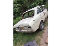 1970 Mk1 ford escort 1300 super genuine uk car